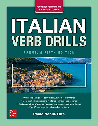 Italian Verb Drills, Premium Fifth Edition