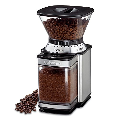 Cuisinart Burr Mill Coffee Grinder Electric 8...