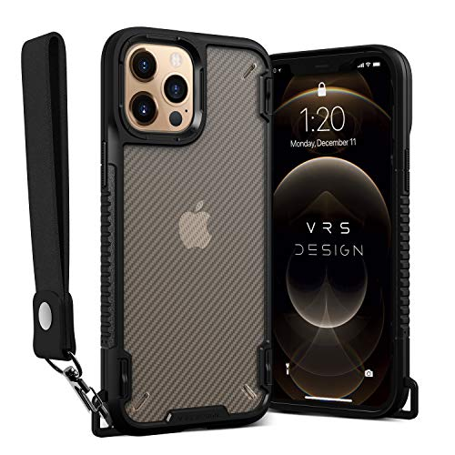 VRS DESIGN Damda Crystal Mixx Pro Compatible with iPhone 12/12 Pro Case (2020)