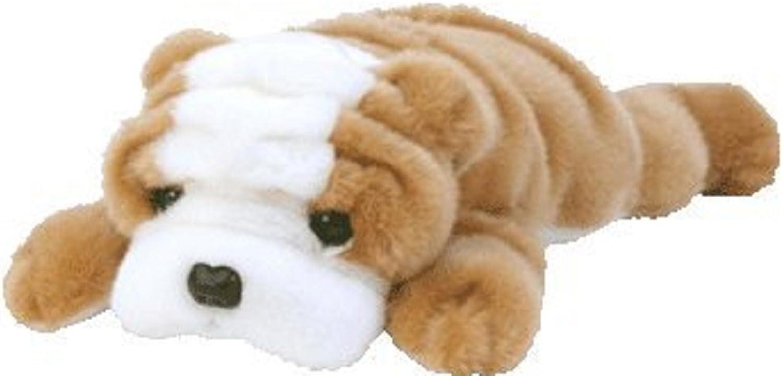 Ty Beanie Babies  Wrinkles the Dog  Retired by Ruksikhao