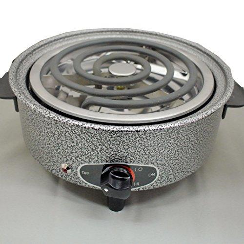 よもぎ蒸し用・電気コンロ・日本仕様・自動温度調節機能付
