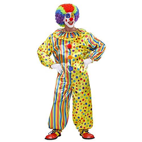 Widmann Déguisement de clown/clown, en taille xL