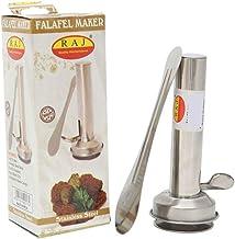 Raj Falafel Maker Set, FM0001, Silver, 13 cm, Stainless Steel