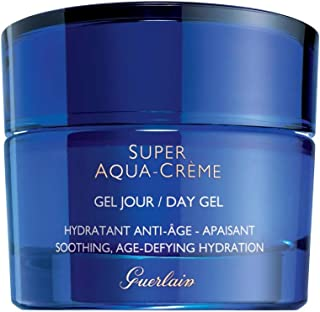 Guerlain Super Aqua Creme Soothing Age-Defying Hydration Day Gel, 1.6 Ounce