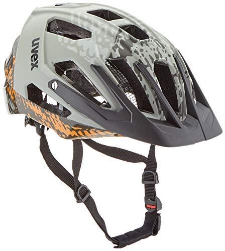 Uvex Unisex - Casco de bicicleta para adultos, gris (gris tierra), 56-61...