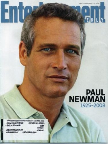 Entertainment Weekly October 10, 2008 Paul Newman, Nicholas Sparks, Jimmy Kimmel