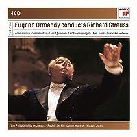 Conducts Richard Strauss