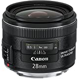 Canon EF 28mm f/2.8 IS USM Wide Angle Lens -...