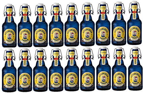 18 Flaschen Flensburger Radler BF a 0,33...