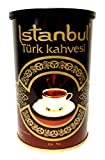 Türkischer Istanbul Kaffee Mokka Orient fein gemahlen 250g - Türk Kahvesi