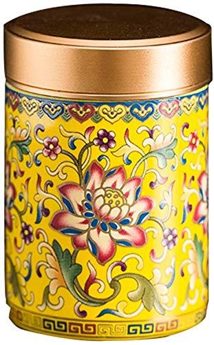SDKFJ Urna Mini cremación urnas for Mascotas cremación urnas, Hecho a Mano Cerámica del Recuerdo, a Prueba de Humedad Pequeño Tumba Memorial urnas (Color : 4)