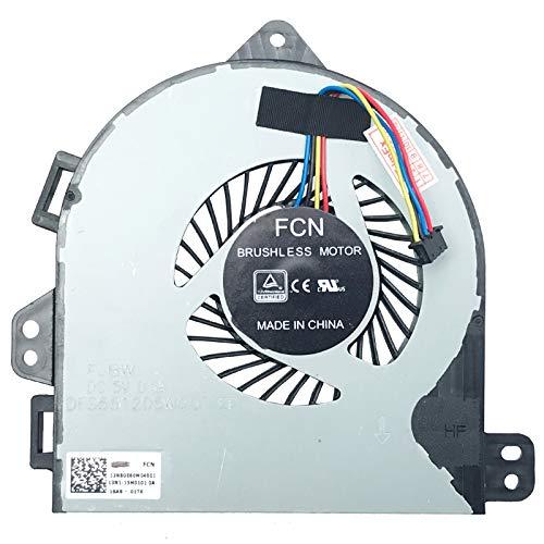 (5 Volt - CPU Version) Lüfter Kühler Fan Cooler kompatibel für Asus ROG GX700, ROG GX700VO, ROG GX700V, ROG G701VI, ROG G701VO, ROG G701VIK, ROG GX701VI