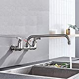 <span class='highlight'>XDOUBAO</span> <span class='highlight'>Faucet</span> <span class='highlight'>Faucet</span> Spring Pull Kitchen Sink Hot and Cold Water Tap 360 Degree Copper Bathroom Tap Rotating Water Tap Platform Installation Double Temperature