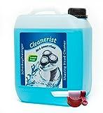 Pulizia testina cleanerist per il rasoio Philips Serie 5000/7000/8000/9000con rubinetto Sabeu Fluxx®–-5litri nel Tanica