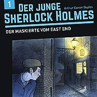 Der Junge Sherlock Holmes (1) Der Maskierte vom East End