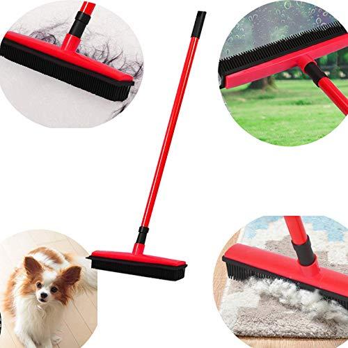 MJNDHB Boden Haar Besen Staub Scraper & Tiergummibürste Teppich Teppichreiniger Kehrmaschine Keine Handwäsche Mopp reinigen Wischen Fenster Werkzeug