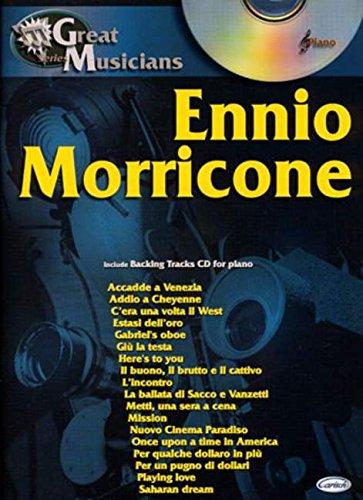 Morricone Ennio Great Musicians Series Pf