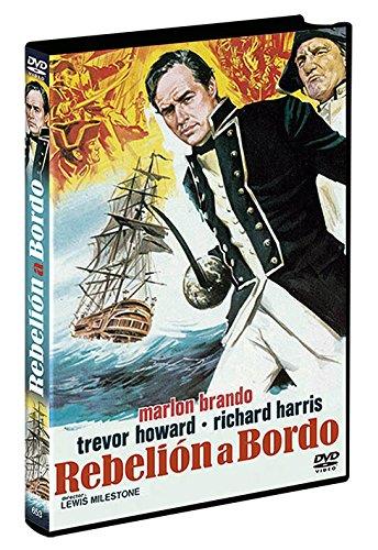 Rebelión a Bordo DVD