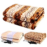 24V Waterproof Car Electric Heating Blanket with Cigarette Lighter - Large Truck Electric Heating Cushion - Electric Heating Quilt