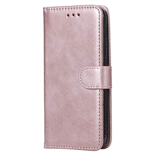 Find Discount NEXCURIO Wallet Case for Galaxy A20e / A10e with Card Holder Side Pocket Kickstand, Sh...