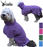 Arcadian Hunde Bademantel