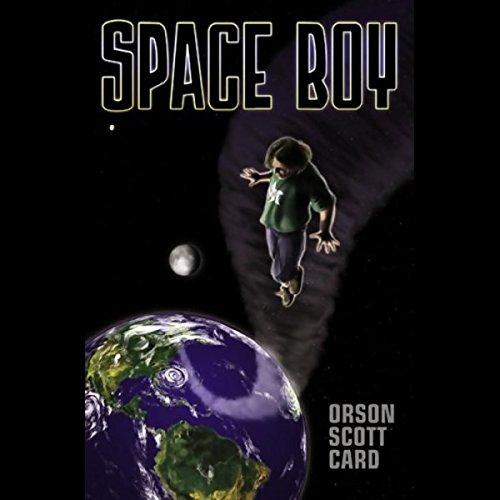 Space Boy  Audiolibri