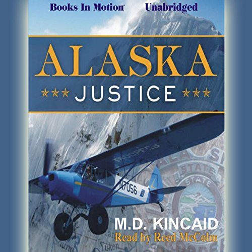 Alaska Justice audiobook cover art