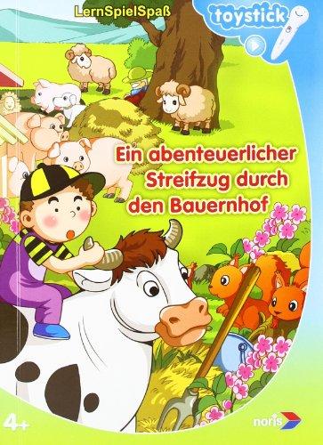 Toystick Buch - Ein Abenteuerlicher Streifzug durch den Bauernhof