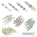 100 Lötverbinder Sortiment Set Auswahl: (10 weiß / 40 rot / 40 blau / 10 gelb)