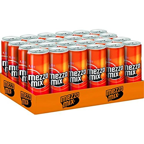 Mezzo Mix, 24er Pack (24 x 330 ml) (ohne Pfand, Lieferung nur nach Österreich)