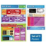 """Programming Posters - Set of 3 