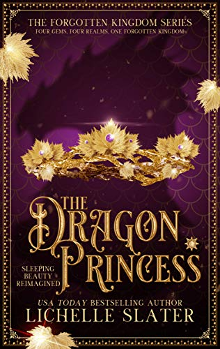 Book Cover for The Dragon Princess