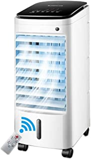DGLIYJ 小型エアコン扇風機急速冷却3速調整インテリジェントリモコン住宅寮冷却扇風機