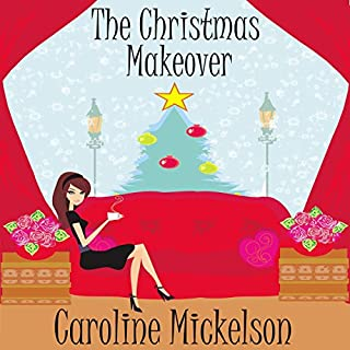 The Christmas Makeover audiobook cover art