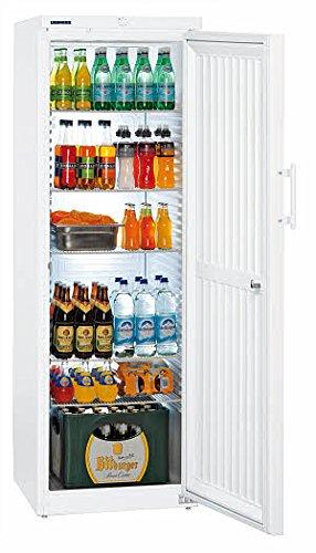 Liebherr FK 4140autonome weiß Kühlschrank Getränkespender–Kühlschränke Getränkespender (autonome, weiß, rechts, R600a, SN, 0,517kWh/24h)