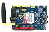 jdhlabstech GSM/GPRS Voice Data SIM900 Open Source Shield for UNO or MEGA Mobile Cellular