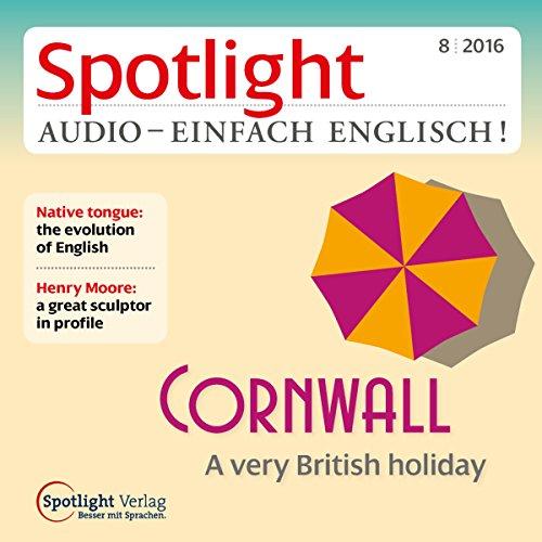 Spotlight Audio - Cornwall. 08/2016 Titelbild