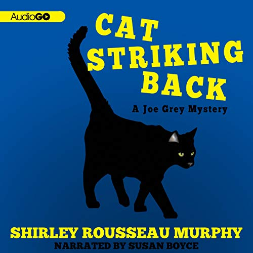 Cat Striking Back cover art