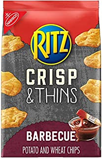 Ritz Crisp & Thins Barbecue Chips