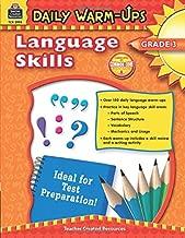 Daily Warm-Ups: Language Skills Grade 3: Language Skills Grade 3