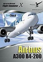 Simcheck Airbus A300B4-200 (PC CD) (輸入版)