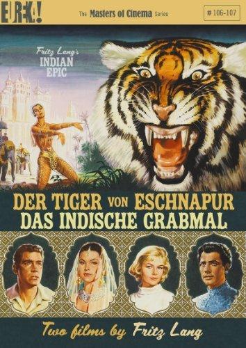 Der Tiger von Eschnapur / Das indische Grabmal [2 DVDs] [UK Import]