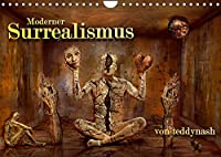Moderner Surrealismus (Wandkalender 2022 DIN A4 quer): Fotokunst im Stil des Surrealismus (Monatskalender, 14 Seiten )