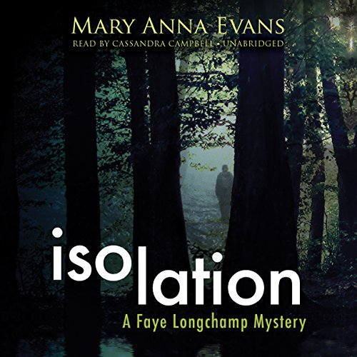 Isolation audiobook cover art