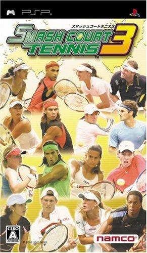 Smash Court Tennis 3[Japanische Importspiele]