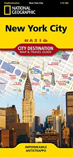 New York - City Destination Maps
