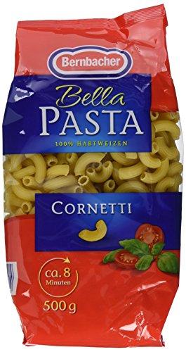 Bernbacher Pasta 500g - Cornetti, 5er Pack (5x 500 g )
