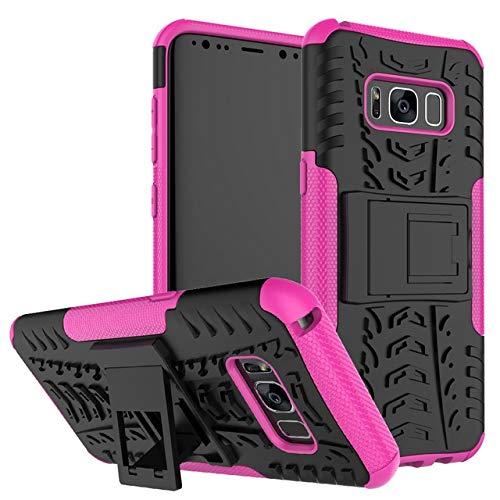 RZL Teléfono móvil Fundas para Samsung Galaxy Plus S8 Nota 7 5 4, Armadura híbrido Anti-Knock Caso Duro de la contraportada para Samsung Galaxy J1 J2 J3 J5 J7 Mini Primer A3 A5 A7 2016 2017