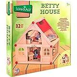 Zoom IMG-1 legnoland casa delle bambole tante
