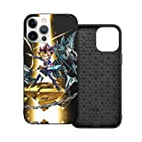 Protection Case Compatible with iPhone 12 Pro/iPhone 12 Case Yu_Gi_Oh Shockproof Phone Cases/Cover for Women Kids Ip12Pro Max-6.7